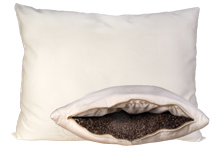 Buckwheat & Wool Pillow