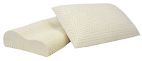 Natl Rubber Ltx Molded Pillow